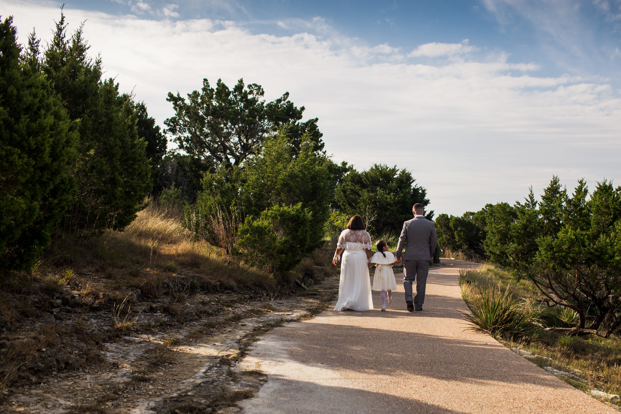 Chapel Dulcinea Open Air Wedding
