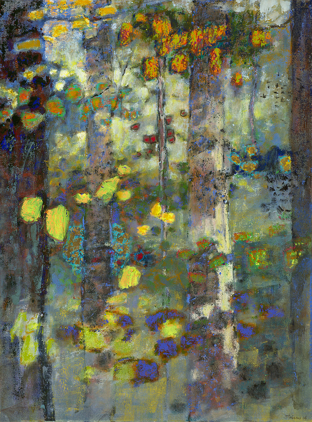 When All Was Wild III   | oil on canvas | 36 x 27"