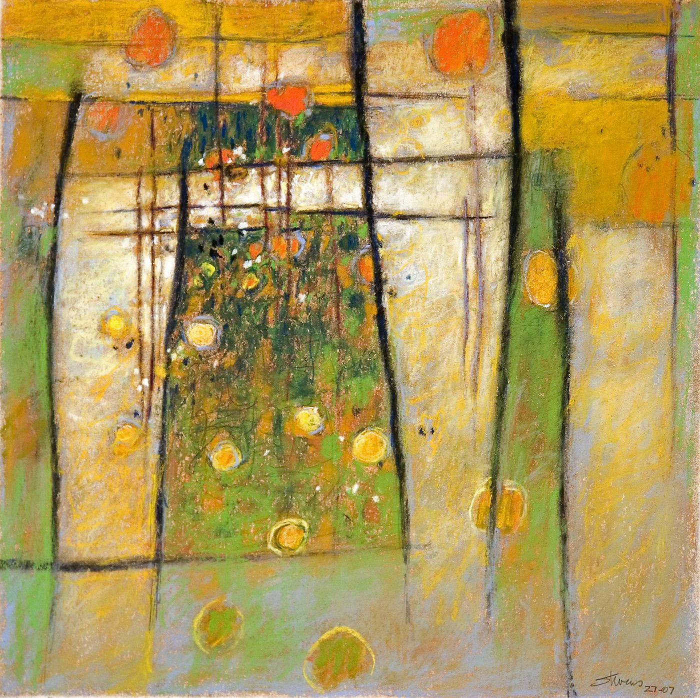 """Floating and Dreaming   