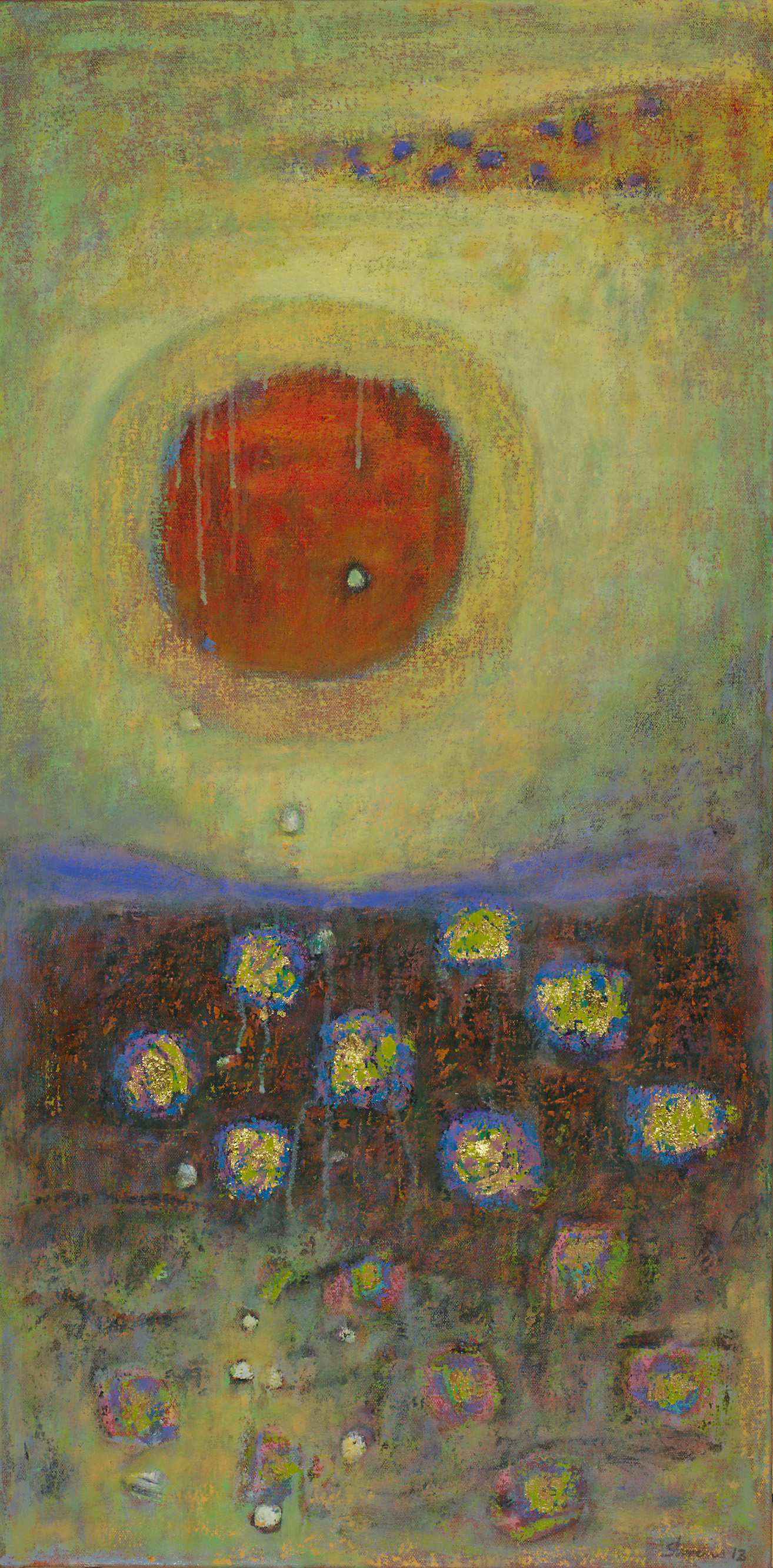 """A New Day Arrives   