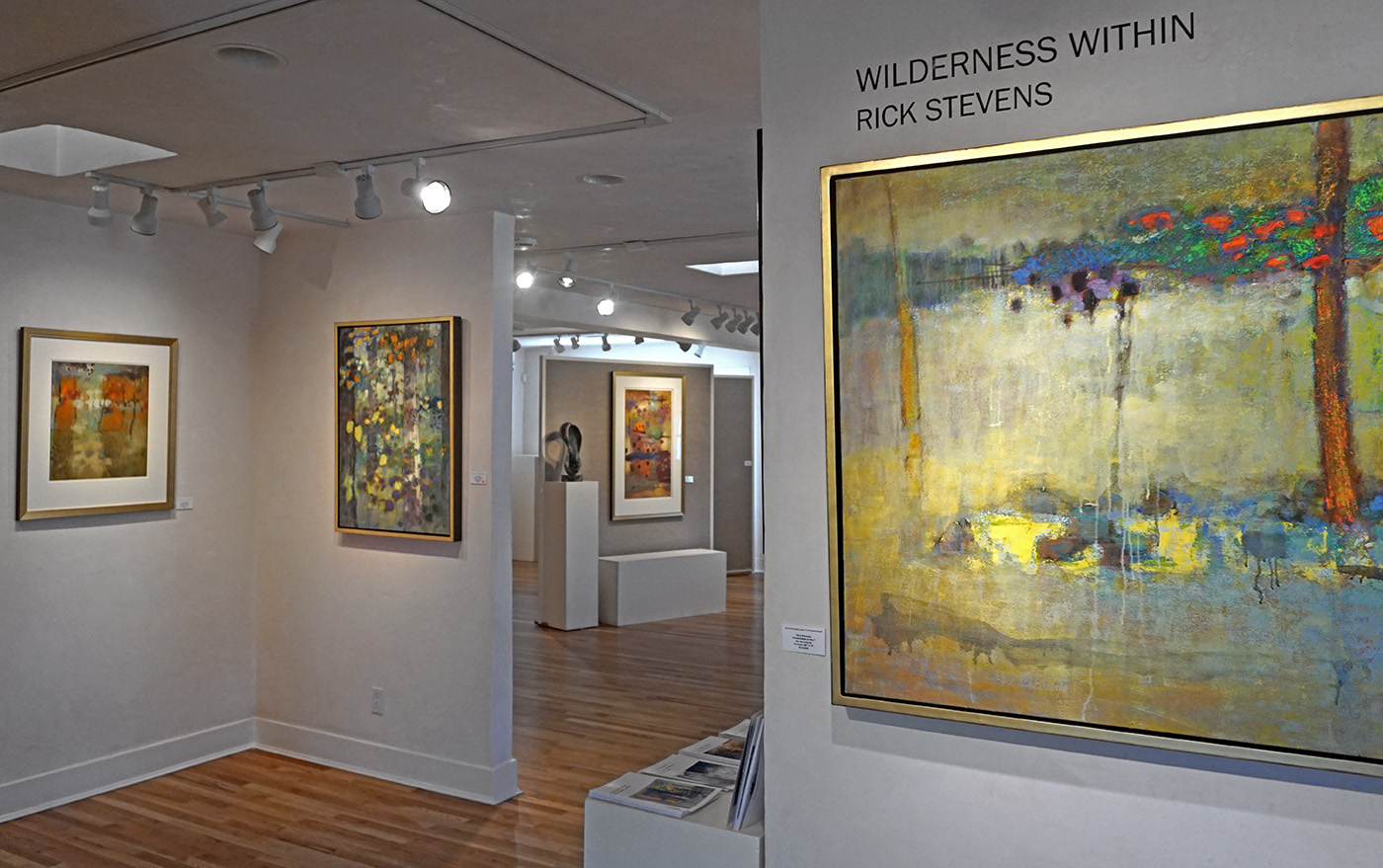 Wilderness Within   | opening at Hunter Kirkland Contemporary, Santa Fe NM | June 20 - July 6