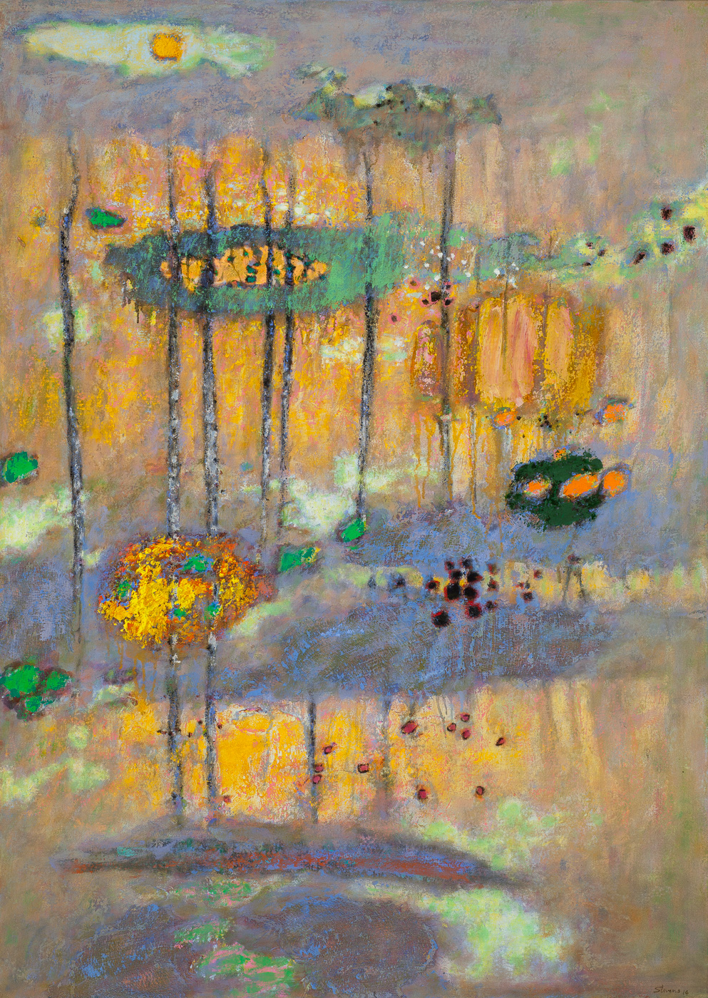"""Shimmering Land   