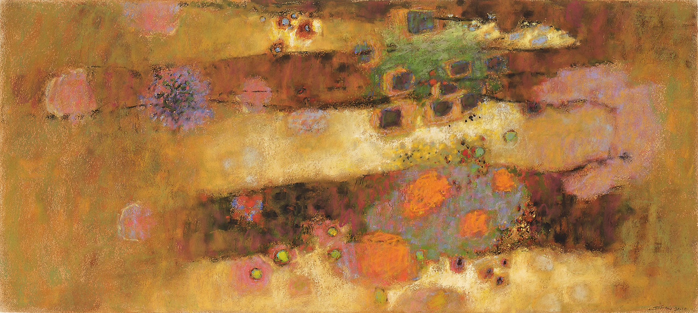 """The Light Beyond the Atoms   