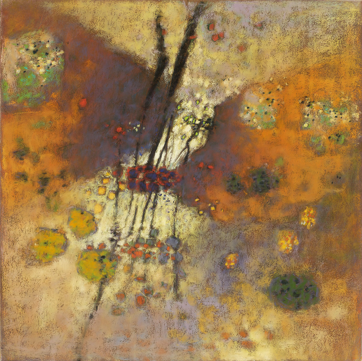 """Morning Jewels   