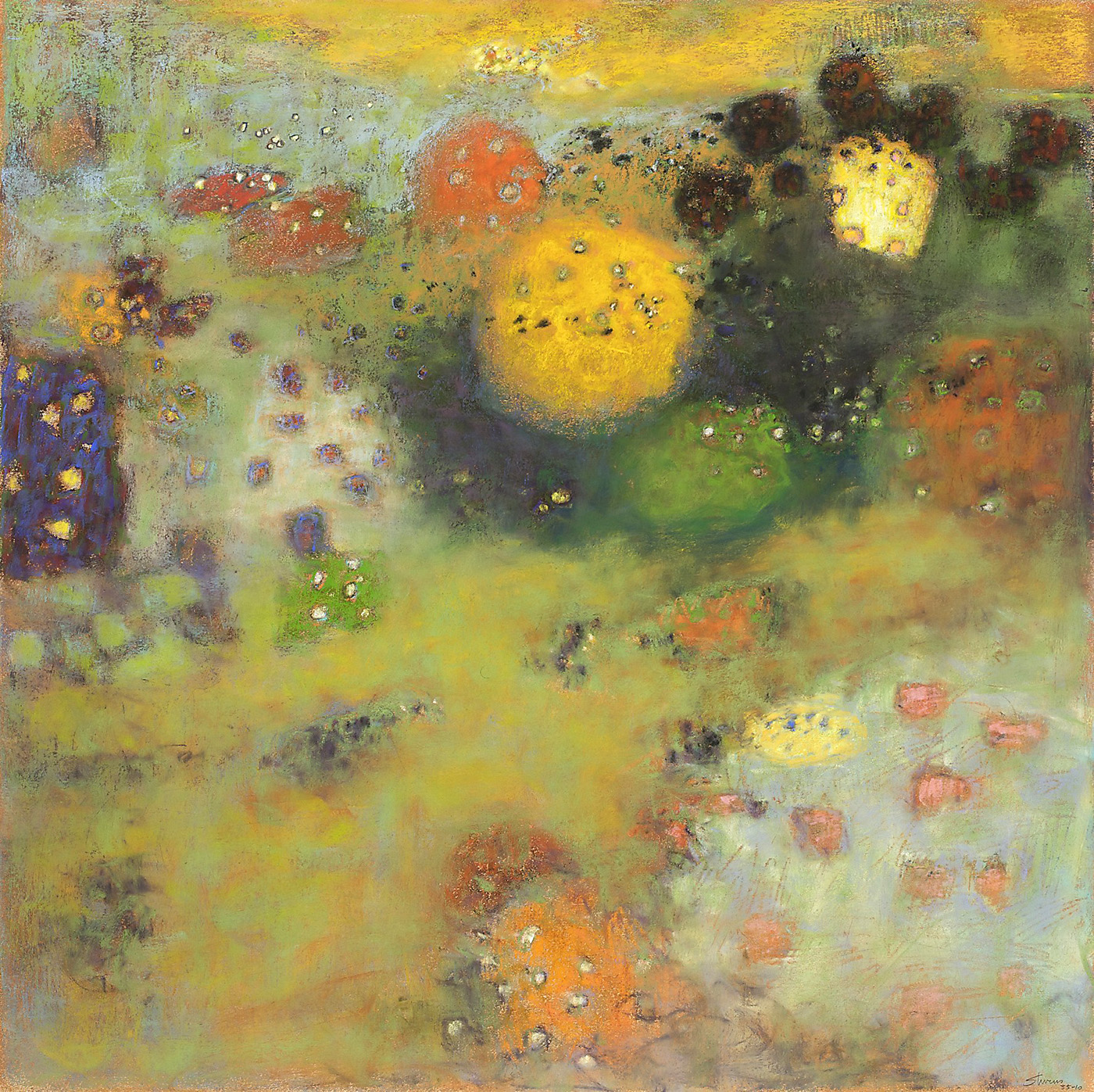 """Reflections in Suspension   