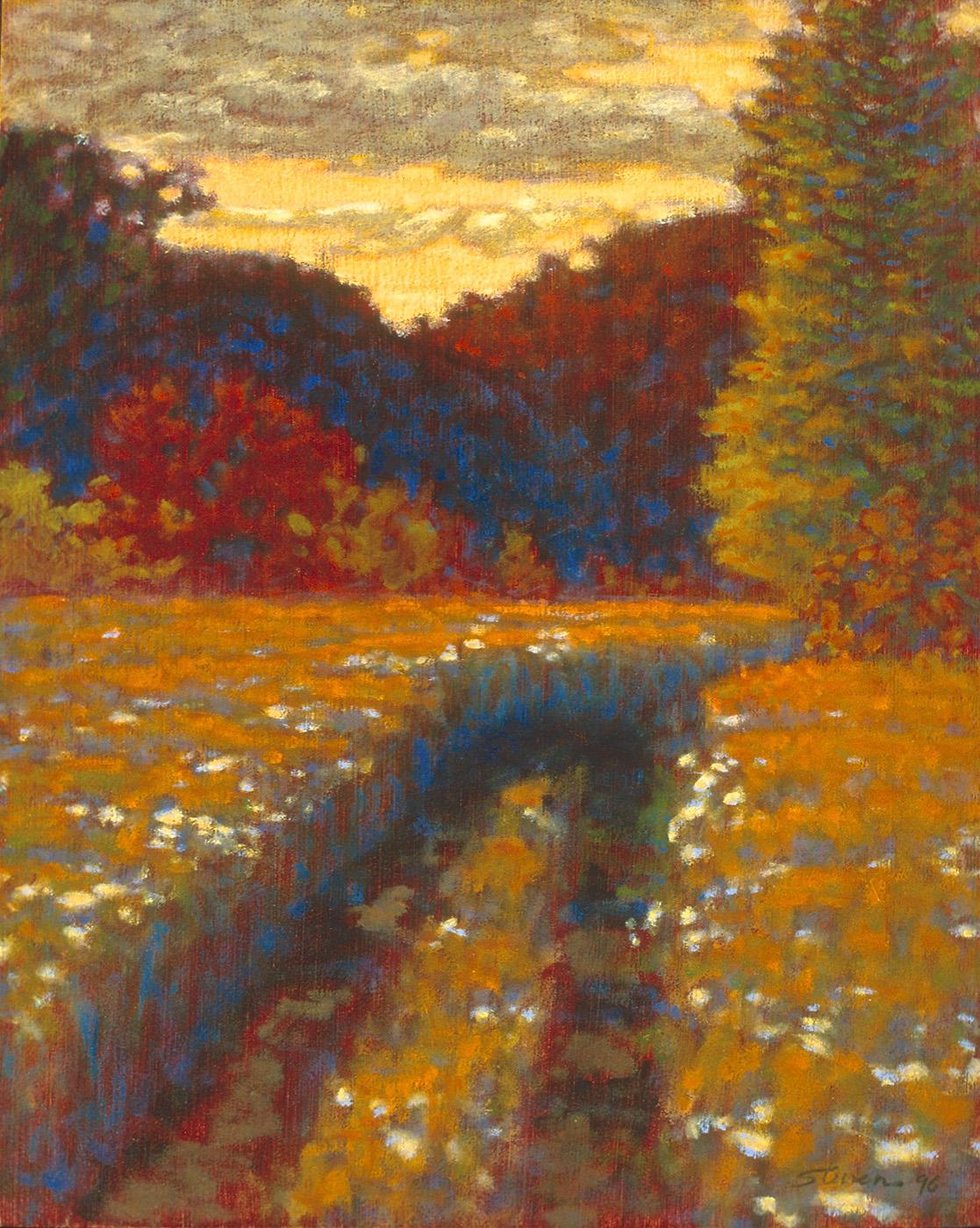 "82-96   | oil on canvas | 15 x 12"" | 1996"