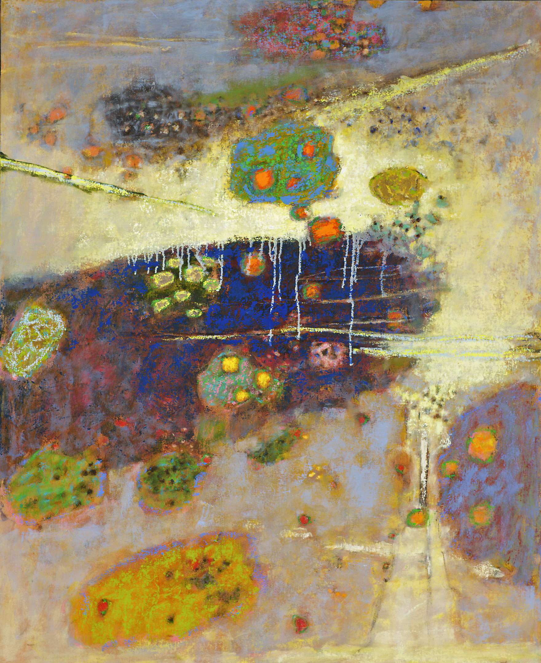 Alchemy   | oil on canvas | 44 x 36"