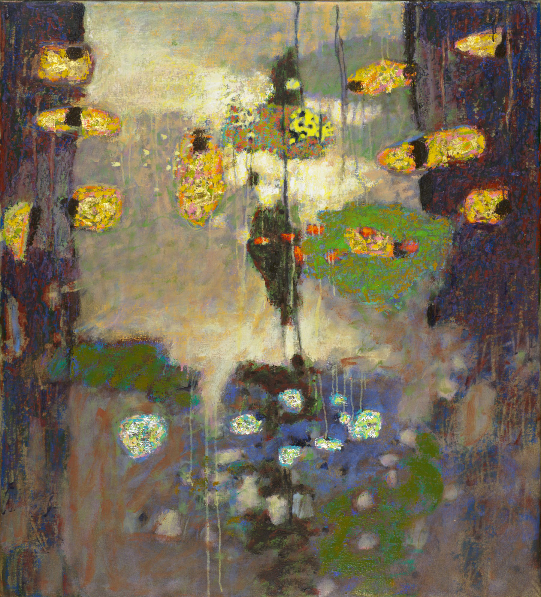 Intermingling Possibilities   | oil on canvas | 40 x 36"
