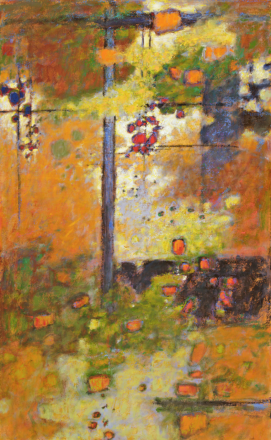 Doorway to a Dream   | oil on canvas | 51 x 32"