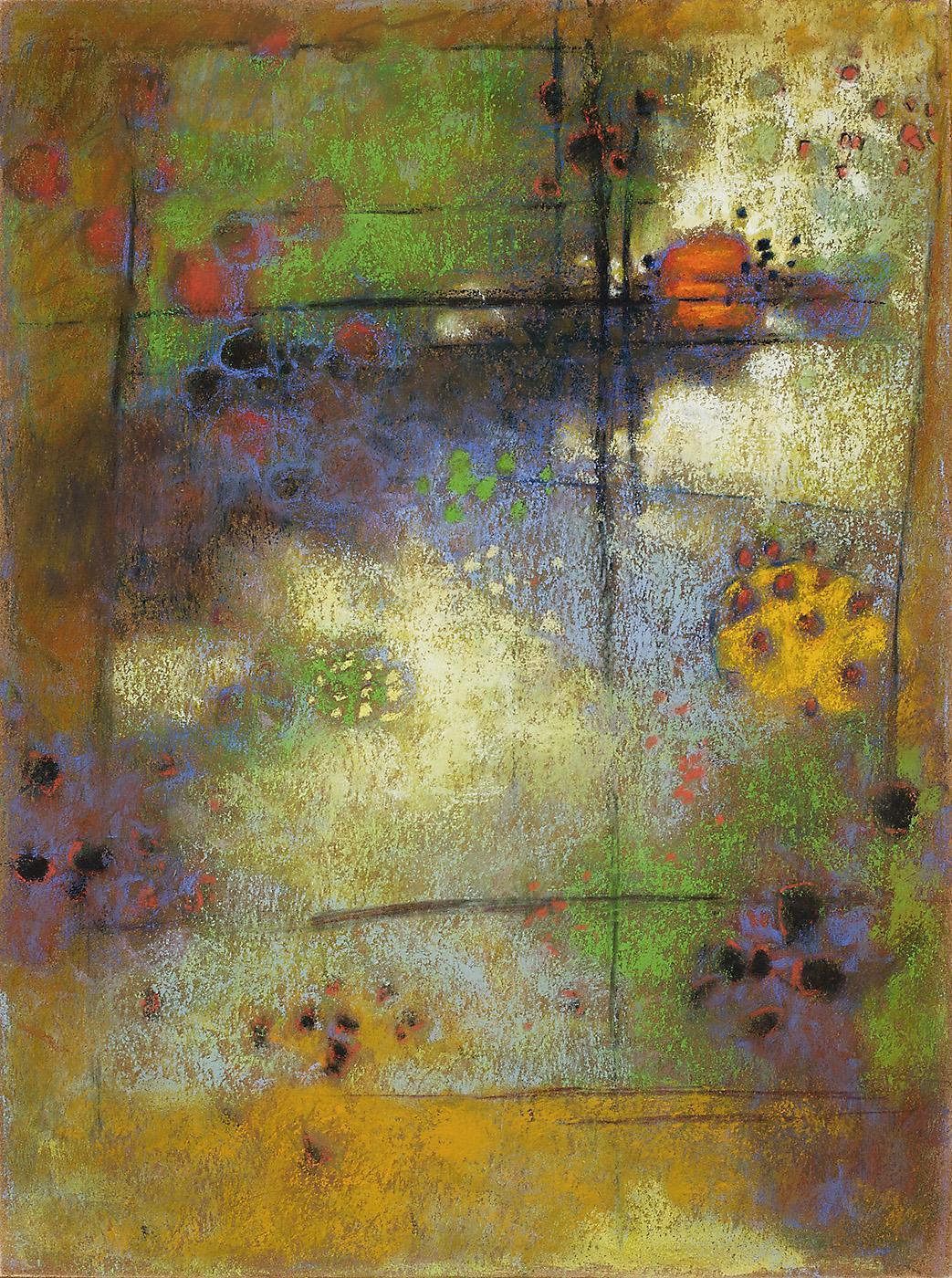 "94-10   pastel on paper   16 x 12""   2010"