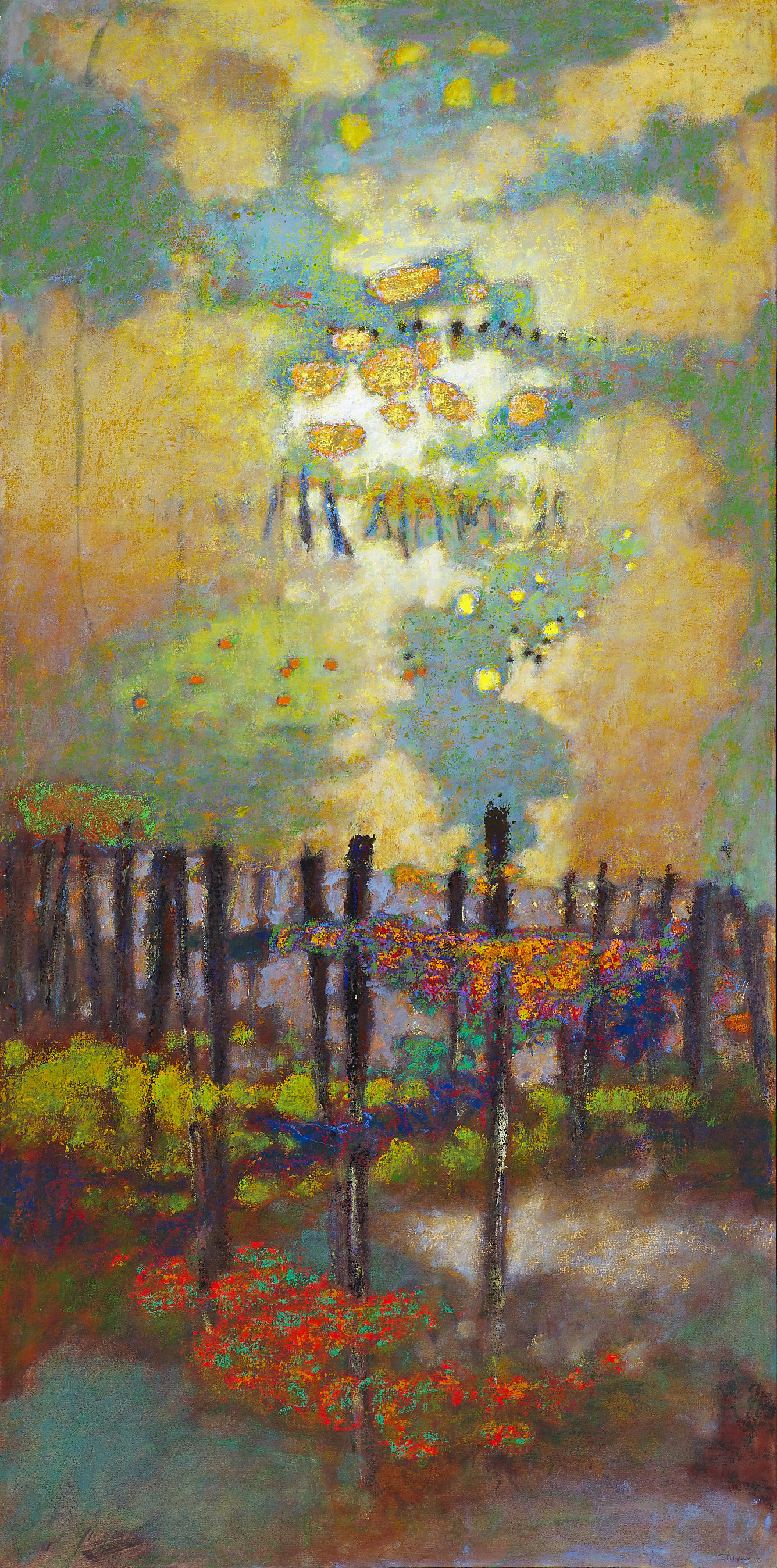 """Life Manifests   