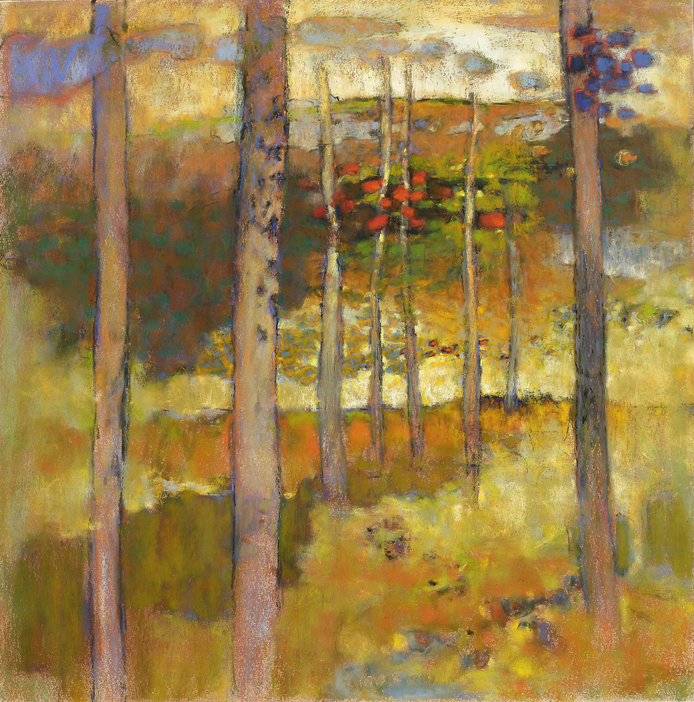 """Going Inland   