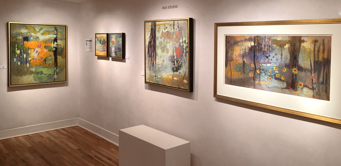 Several new pieces are on display for the season at  Hunter Kirkland Contemporary  on Canyon Rd in Santa Fe