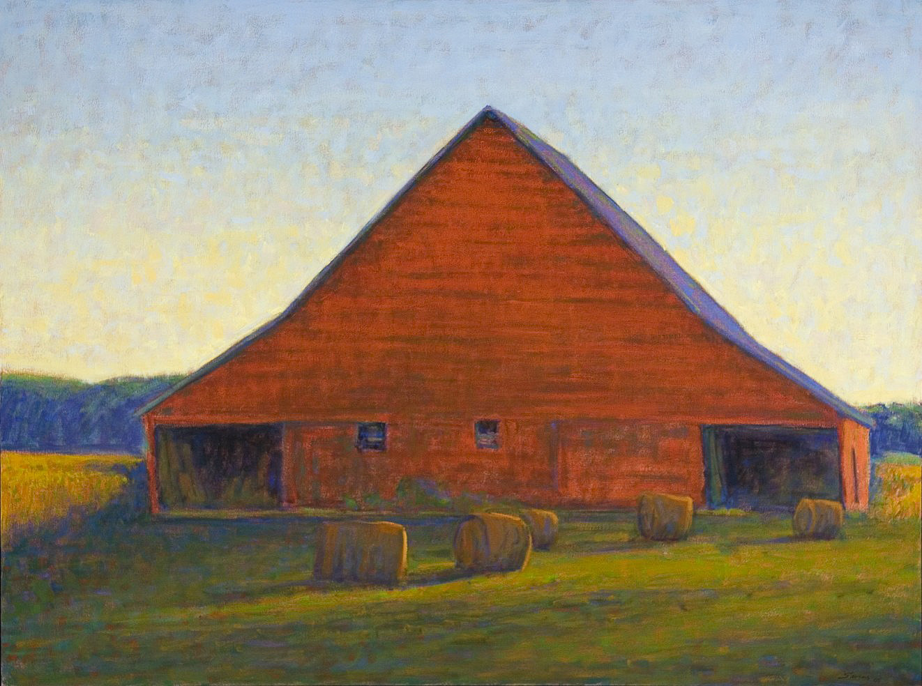 """Red Barn   