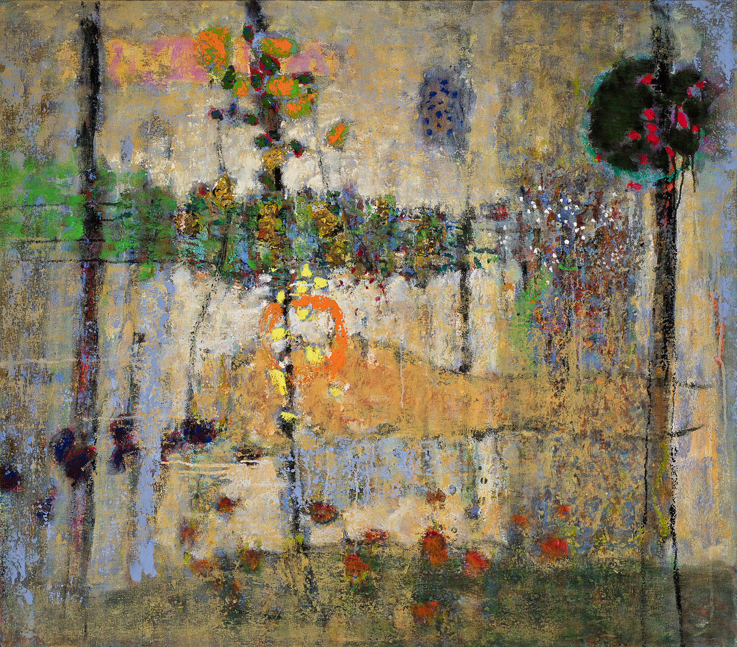 """Further Inside   