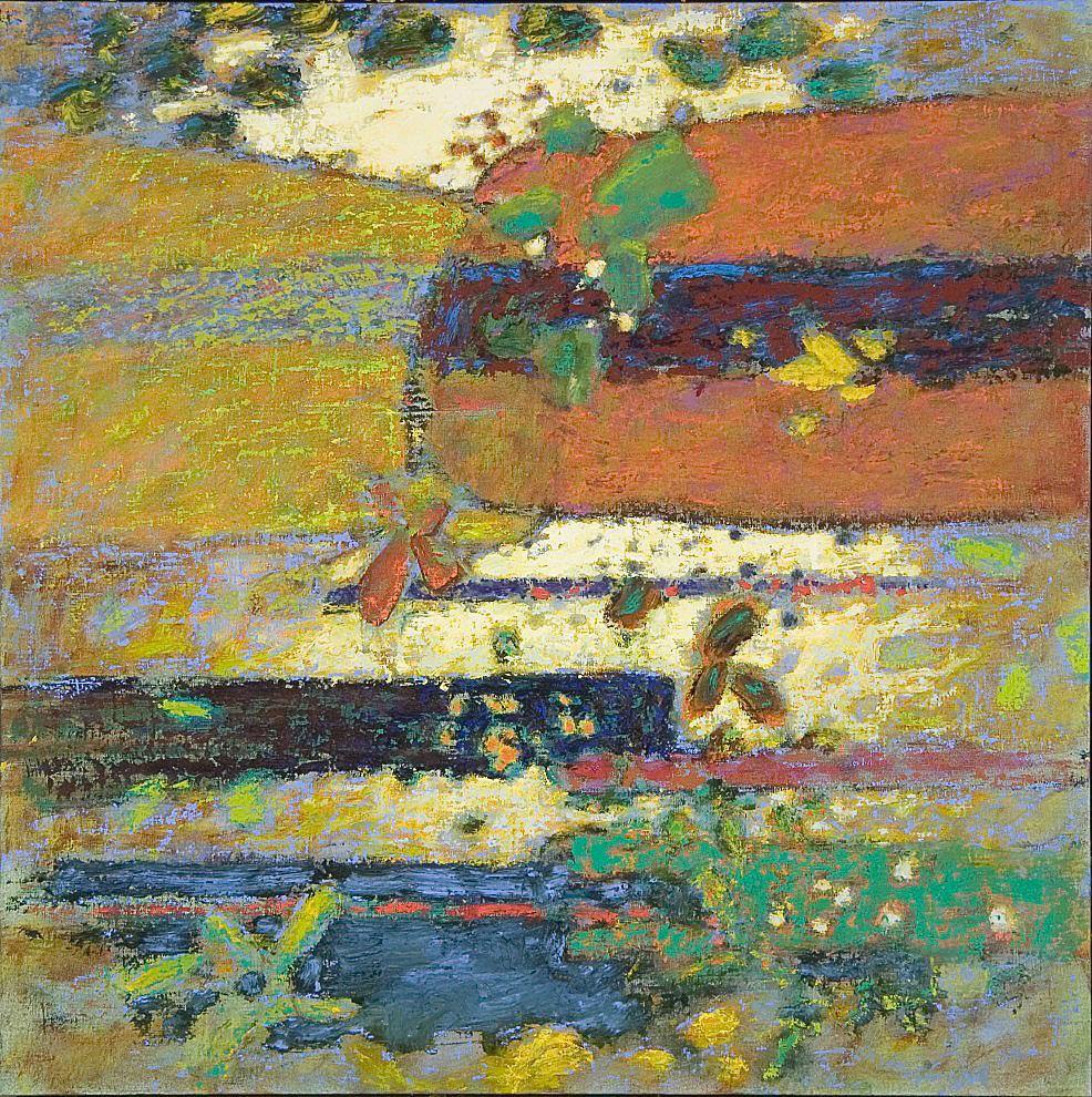 """Awakening     oil on canvas   30 x 30""""   2007"""