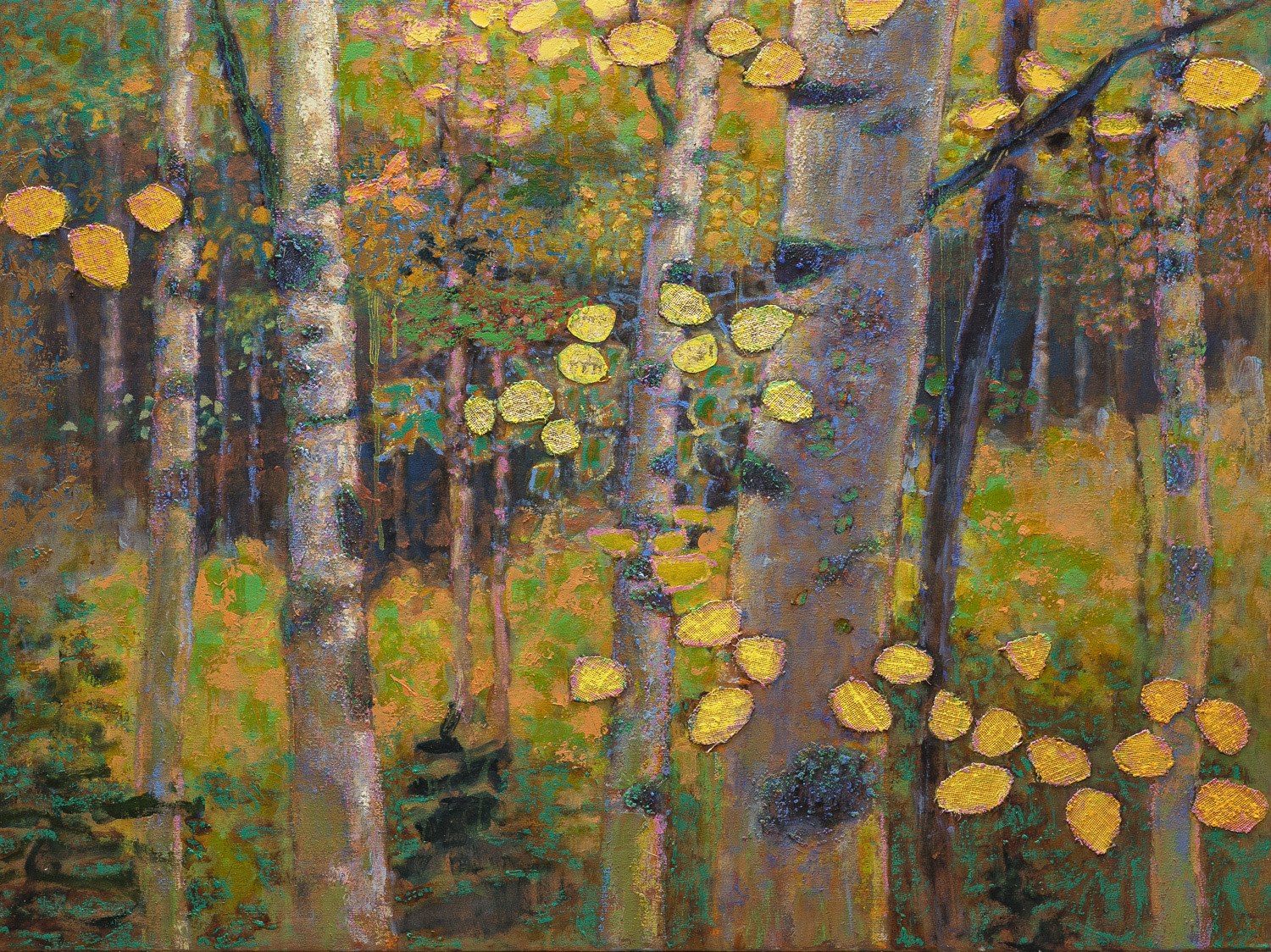 """Bathed in Sunlight   