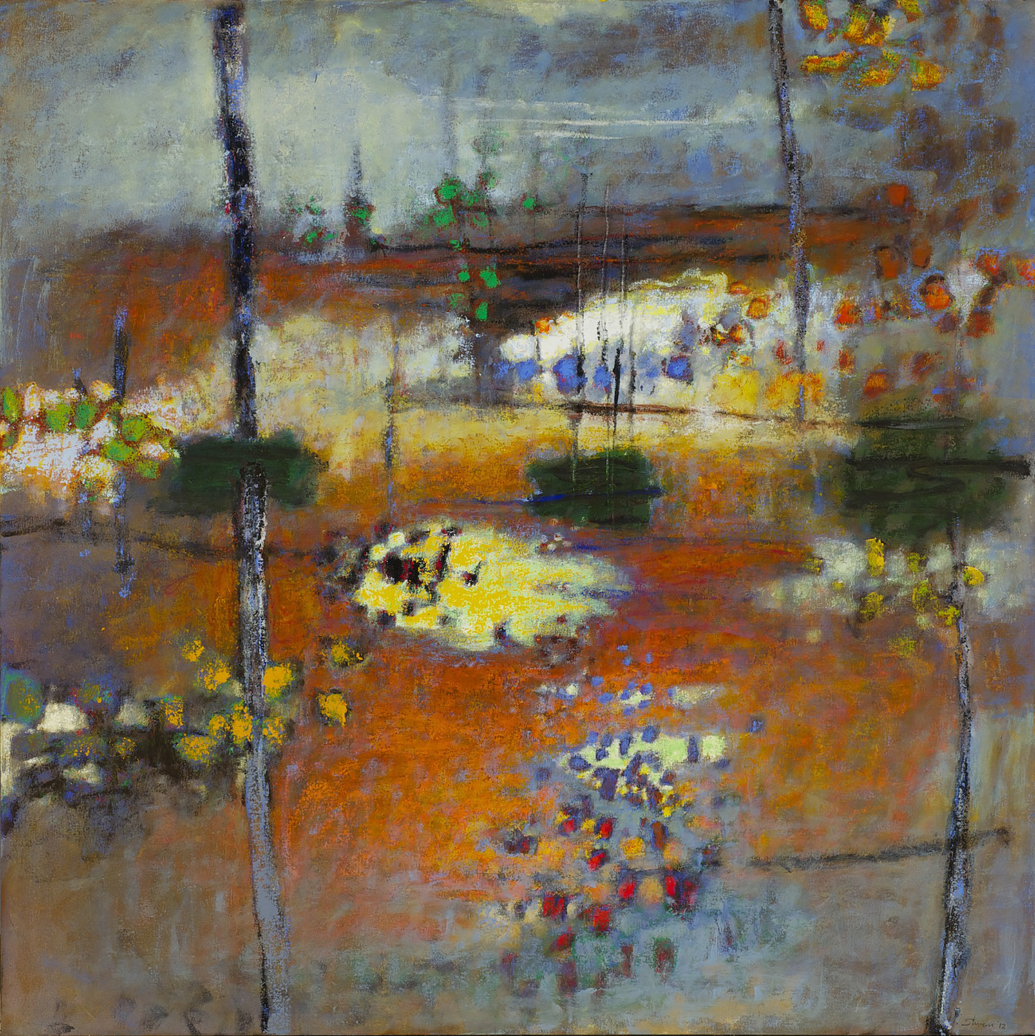 """Perceiving the One  