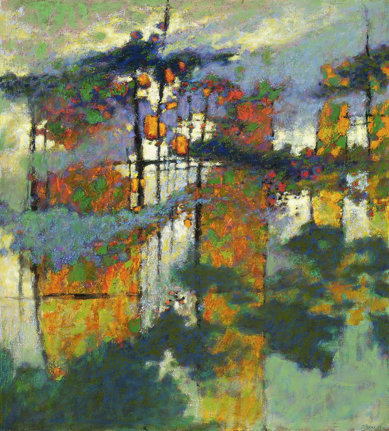 """The Spaces Between Us  