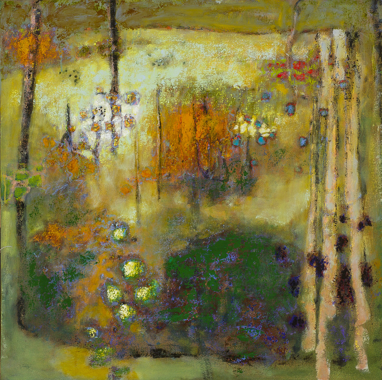 """Weightless Morning  