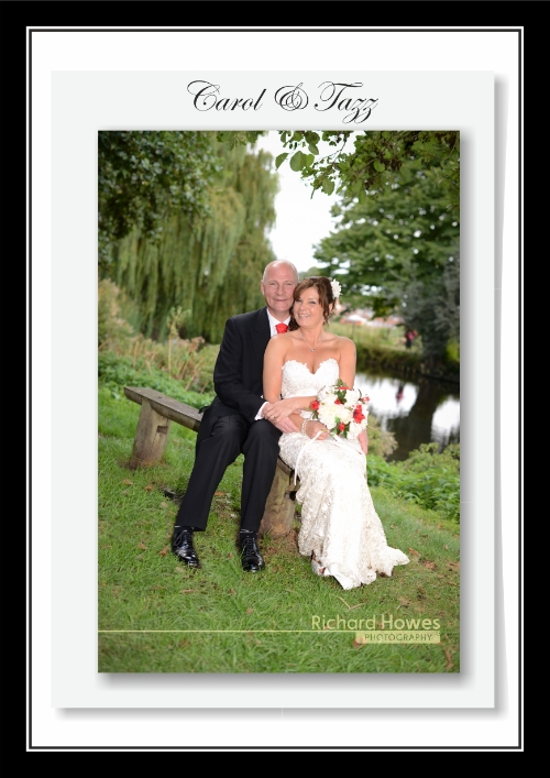 Congratulations to Carol & Ian Tarron who married at Sleaford Registration Office. A reception followed at The Venue, Sleaford.