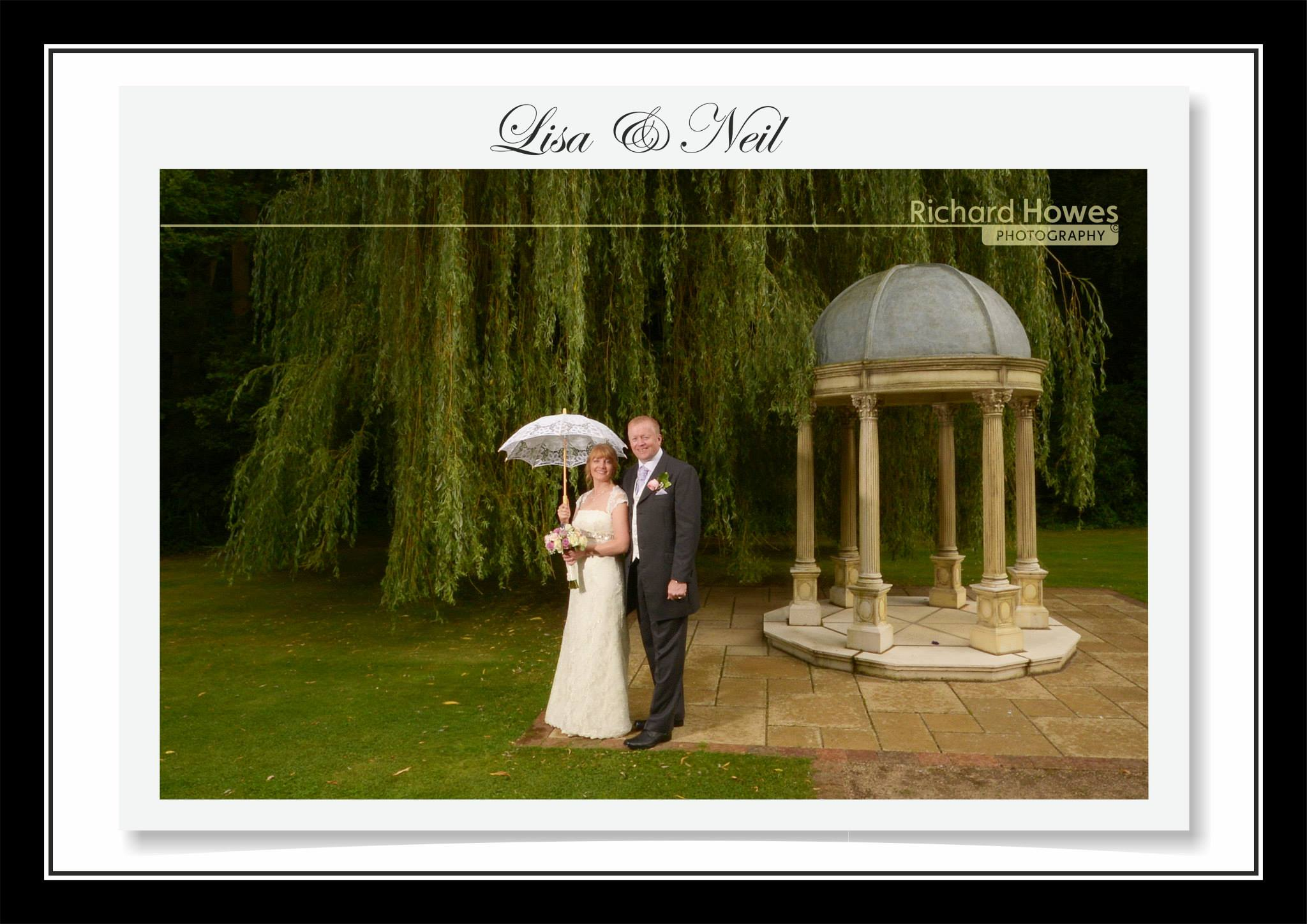 Congratulations to Lisa & Neil Holt, who married and had a reception at the Dower House in Woodhall Spa.