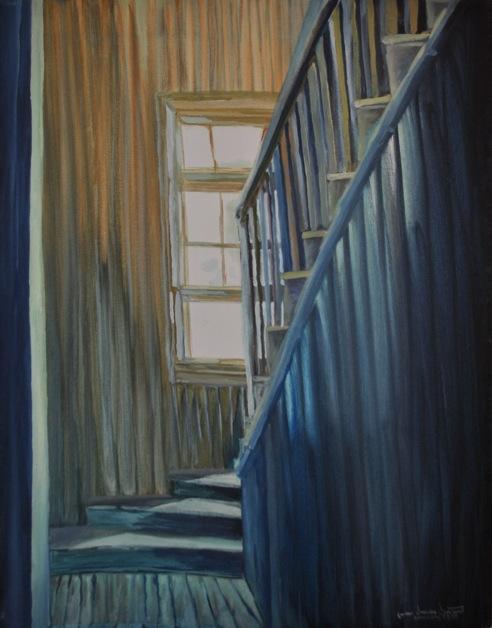 Marc Vanier Vincent, La fenêtre