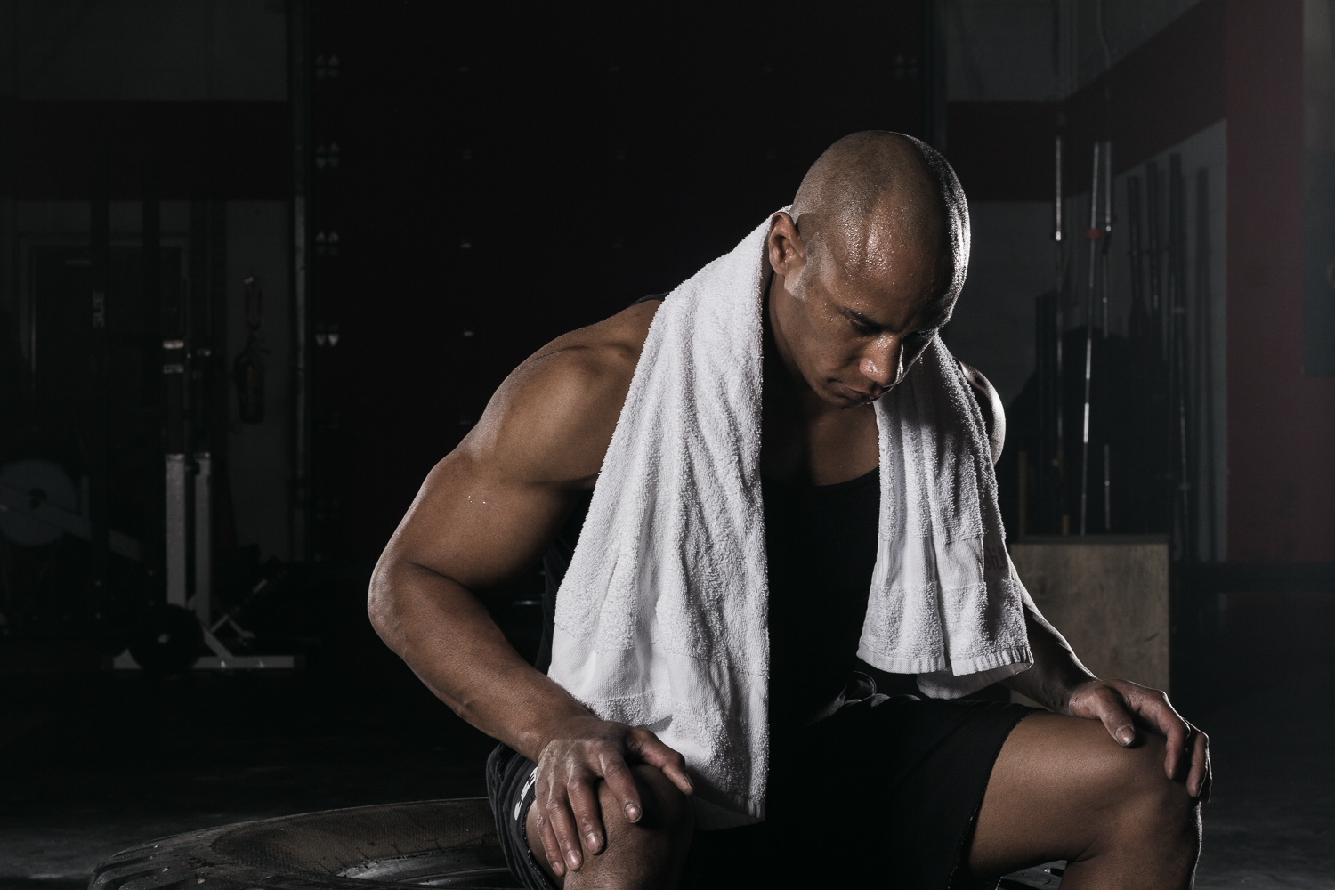 Fitness Test Shoot with Kyro Parry