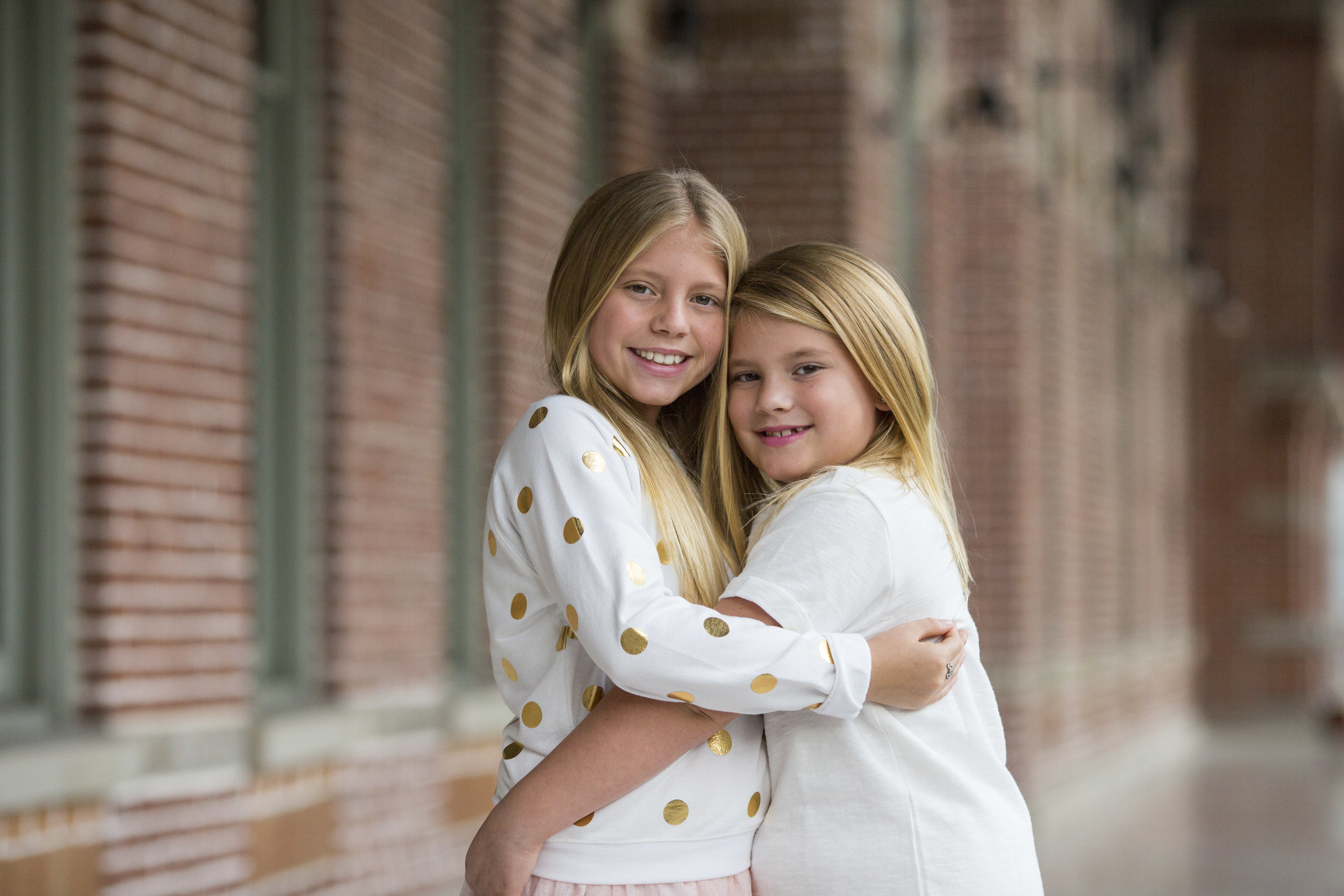 Sisters session, Downtown Tampa FL