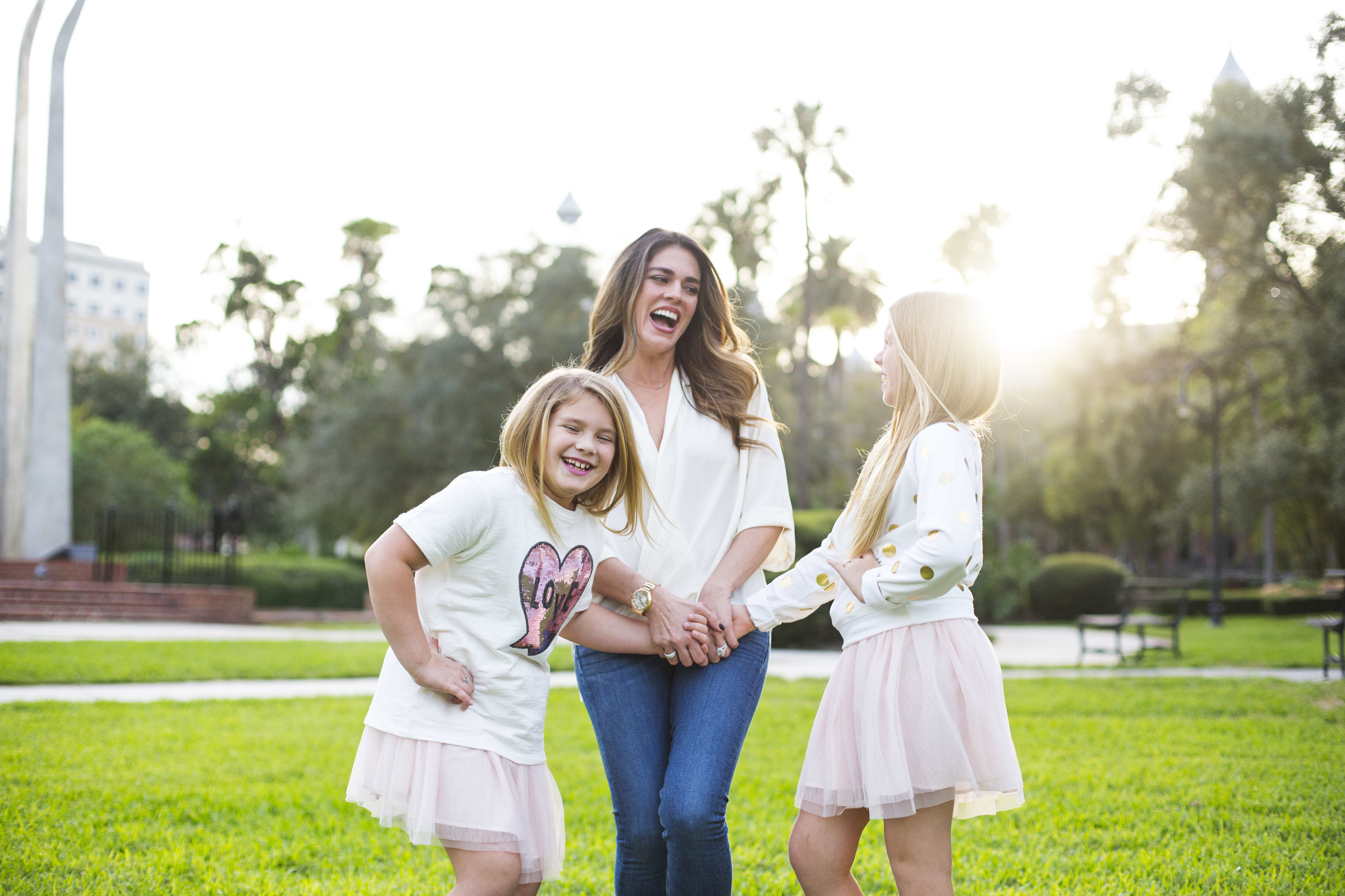 University of Tampa Family Portraits