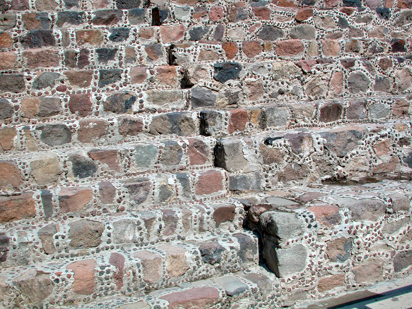 Teotihuacán, Mexico 2002