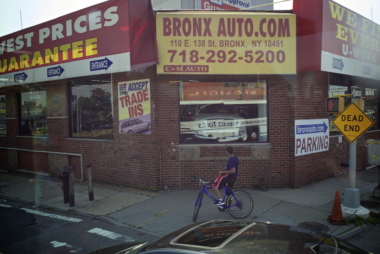 The Bronx, New York 2014