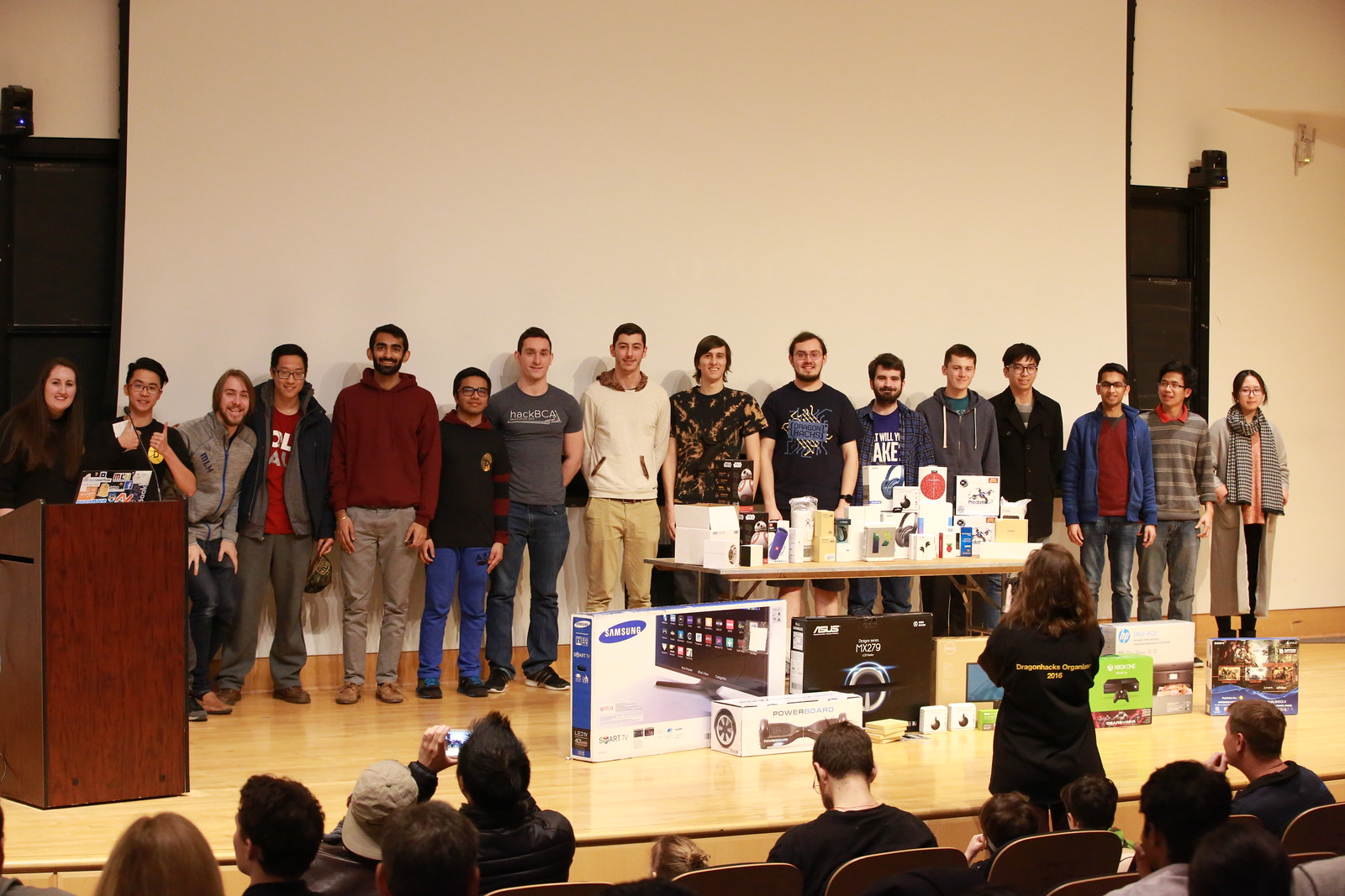 Dragon Hacks 2016 winners