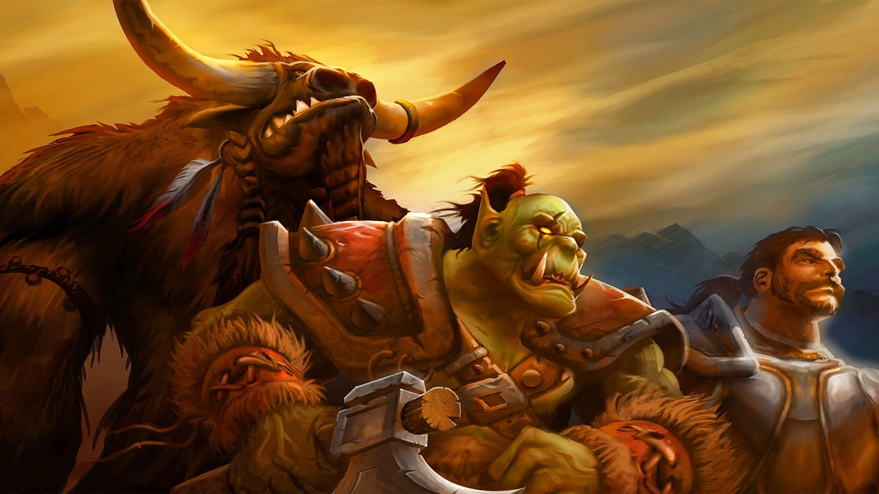 World of Warcraft has a special place in my heart.