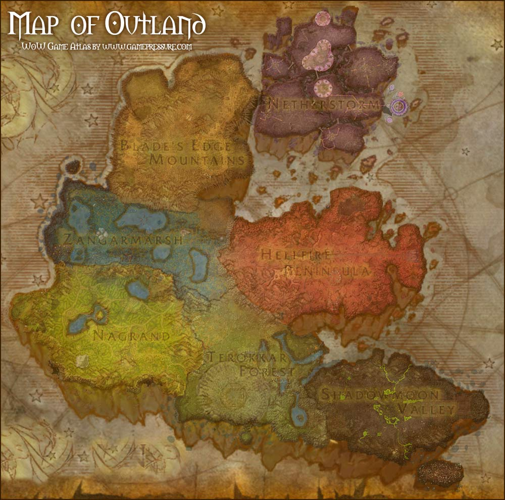 Outland: The first expansion that made us squeal.