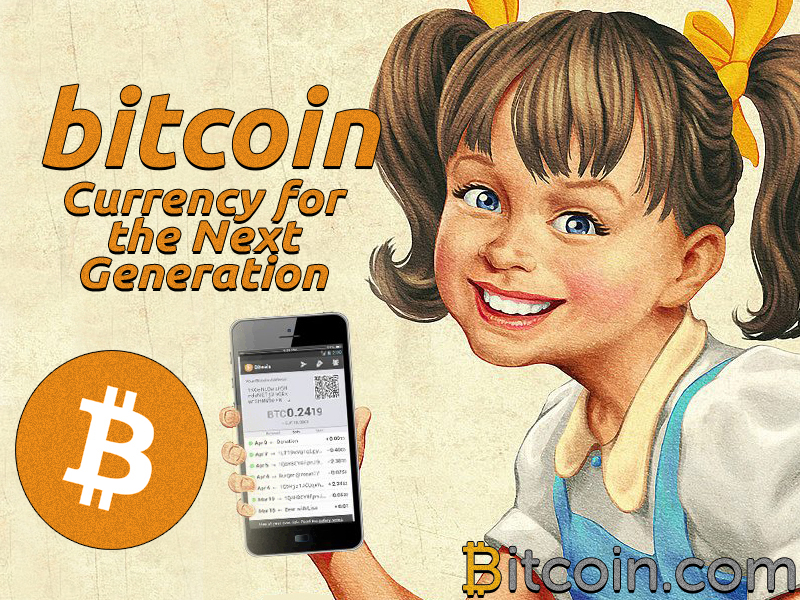 Golly gee Pop, do you think Coldstone accepts Bitcoin yet?! Image  Credit