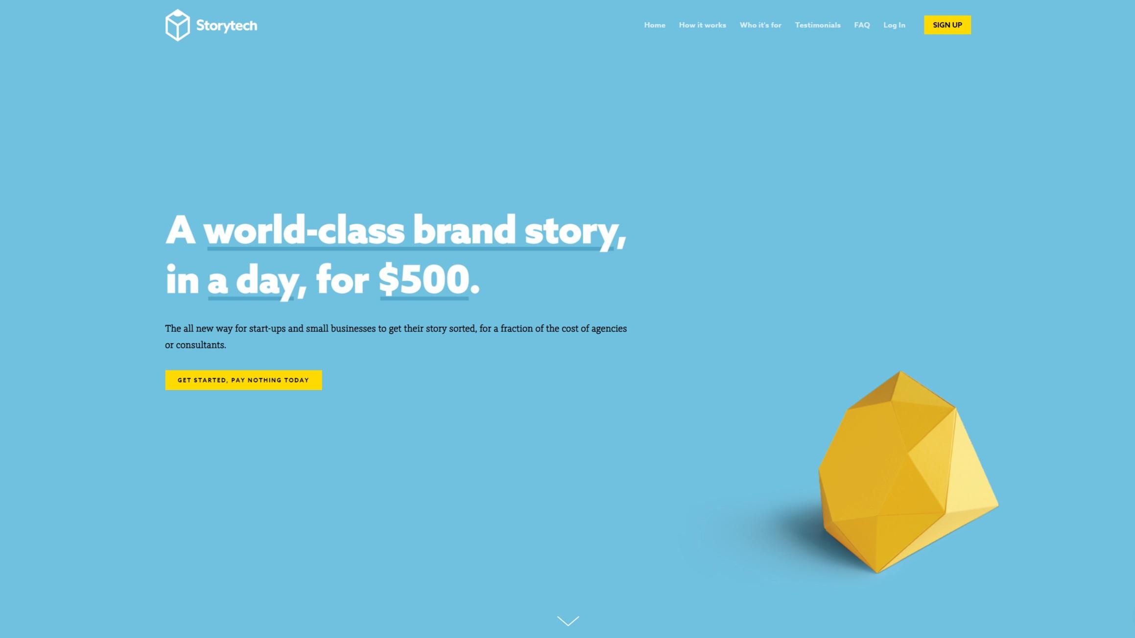 Storytech