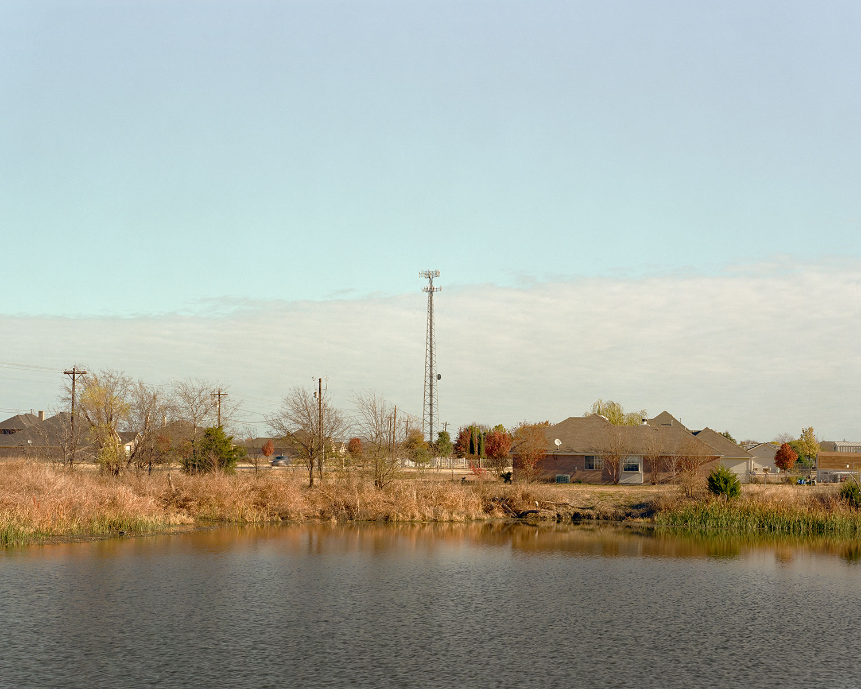Cell Tower, Neighborhood Pond.jpg