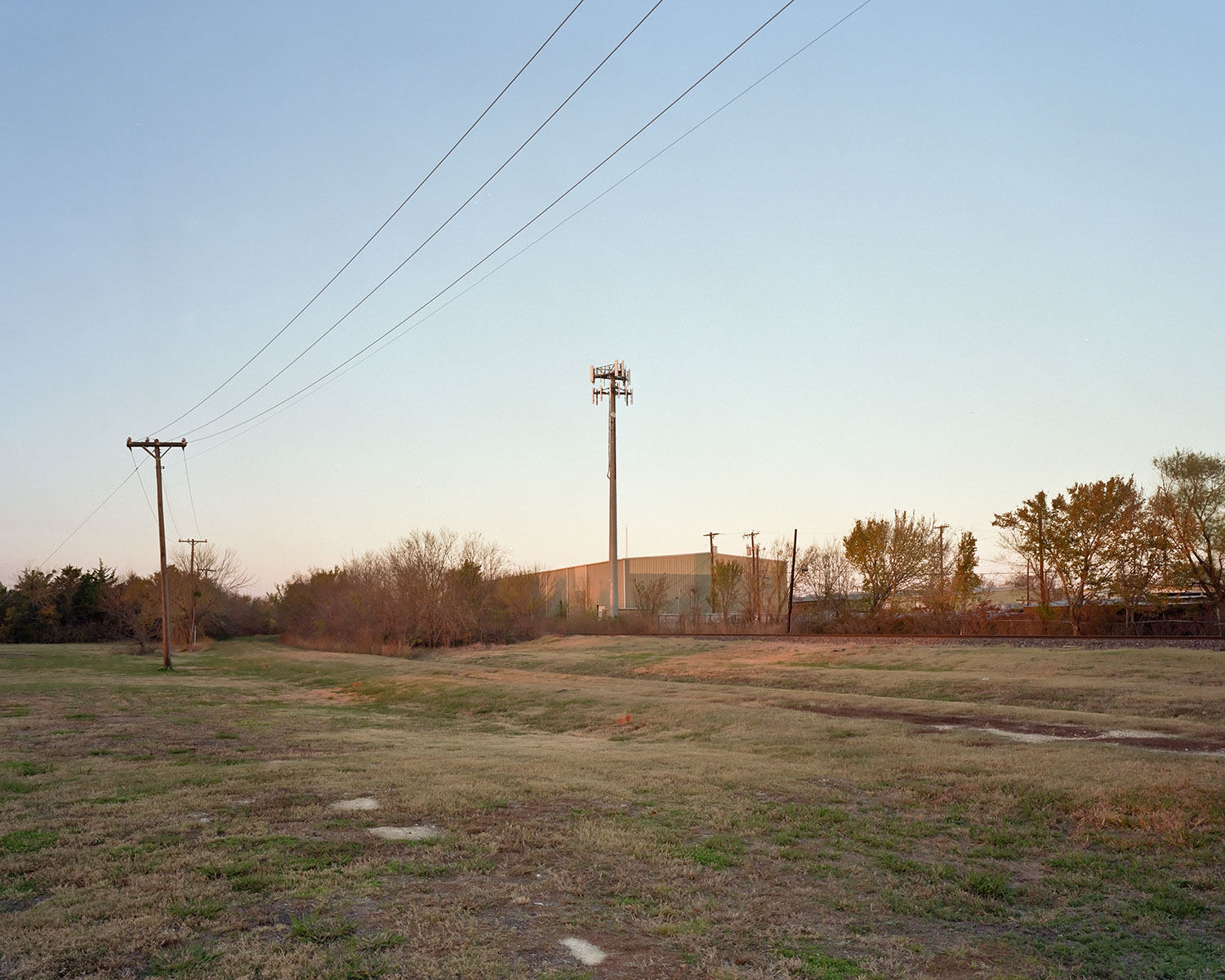 Cell Tower, Railroad Track.jpg