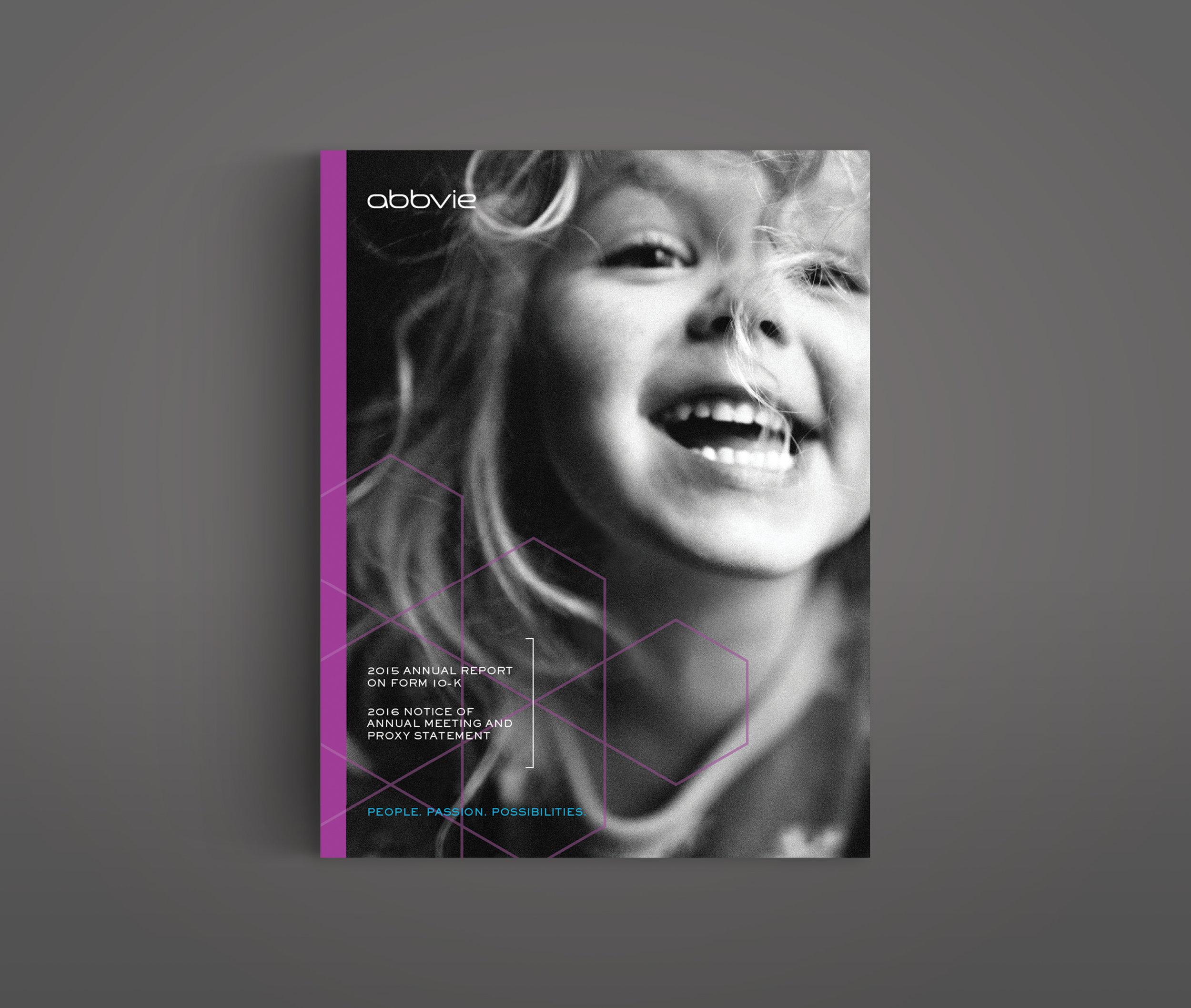 2015 AbbVie Annual Report