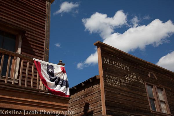 A beautiful day at Melody Ranch