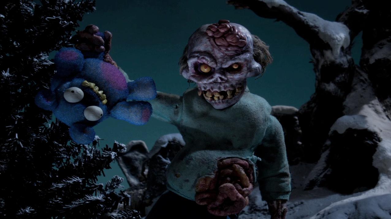 Elvira's Movie Macabre - Puppet & Prop Fabrication