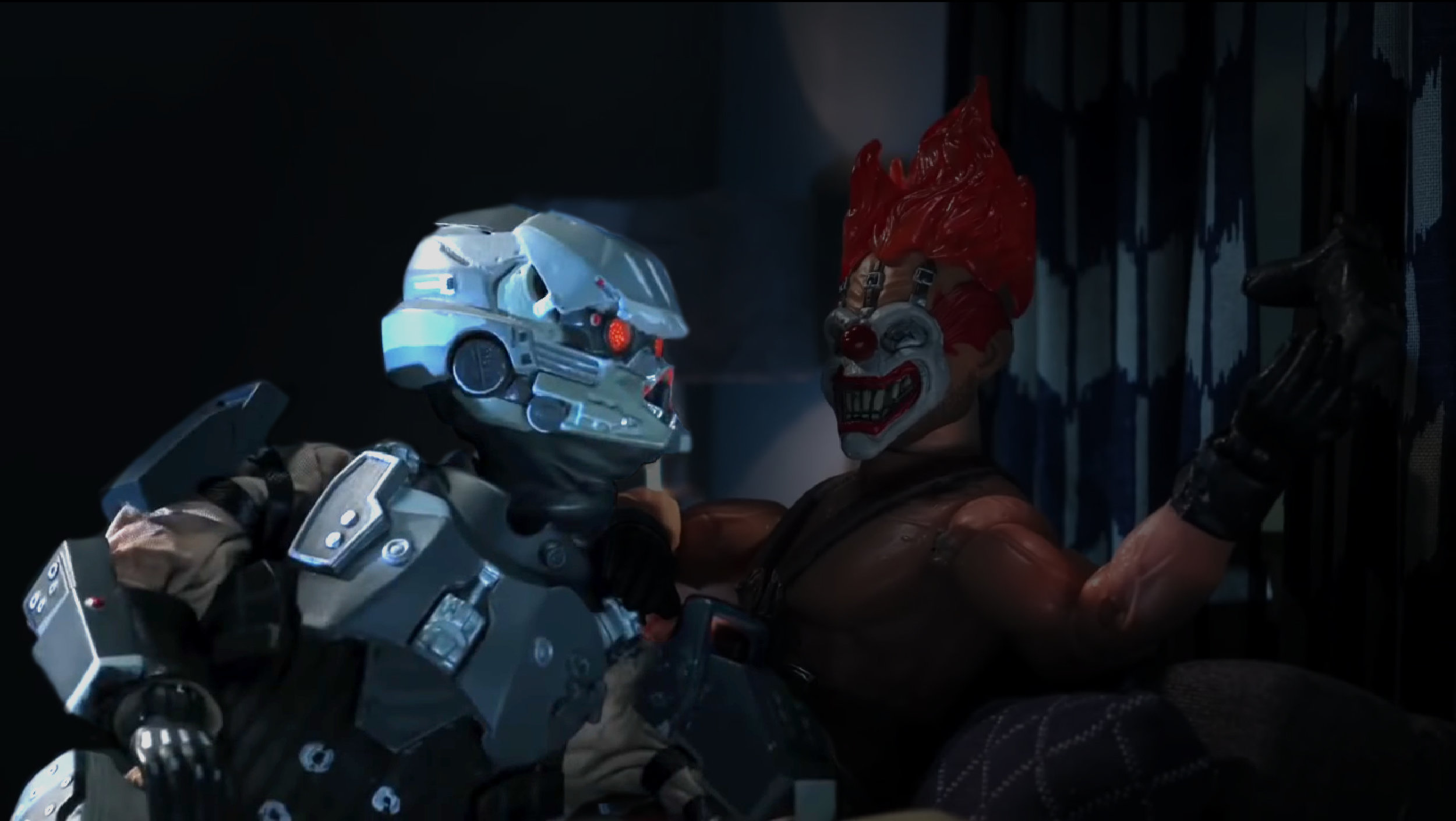 PS4 Killzone Commercial - Puppet Dept