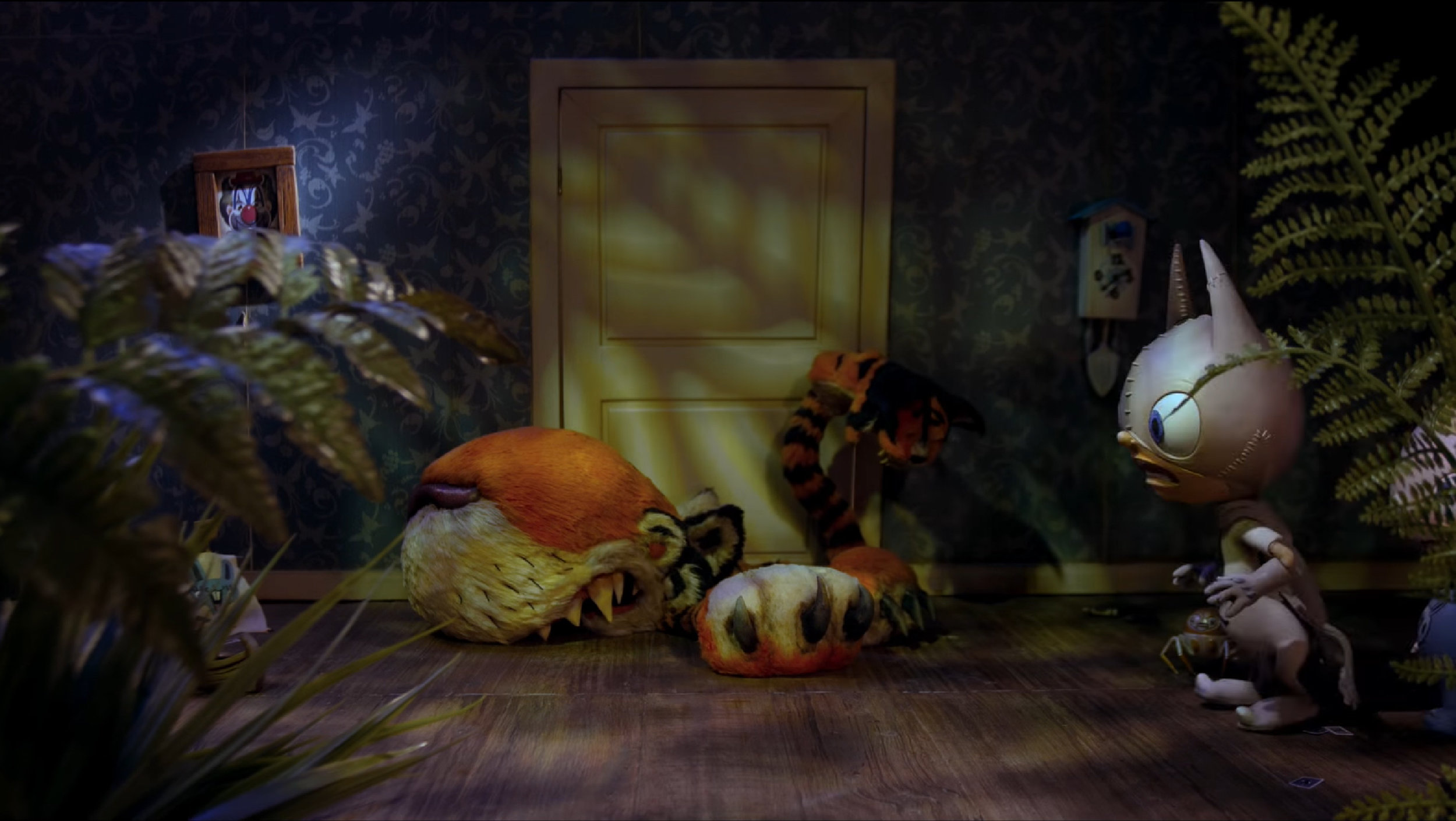 Craola's I'm Scared - Puppet Fabrication