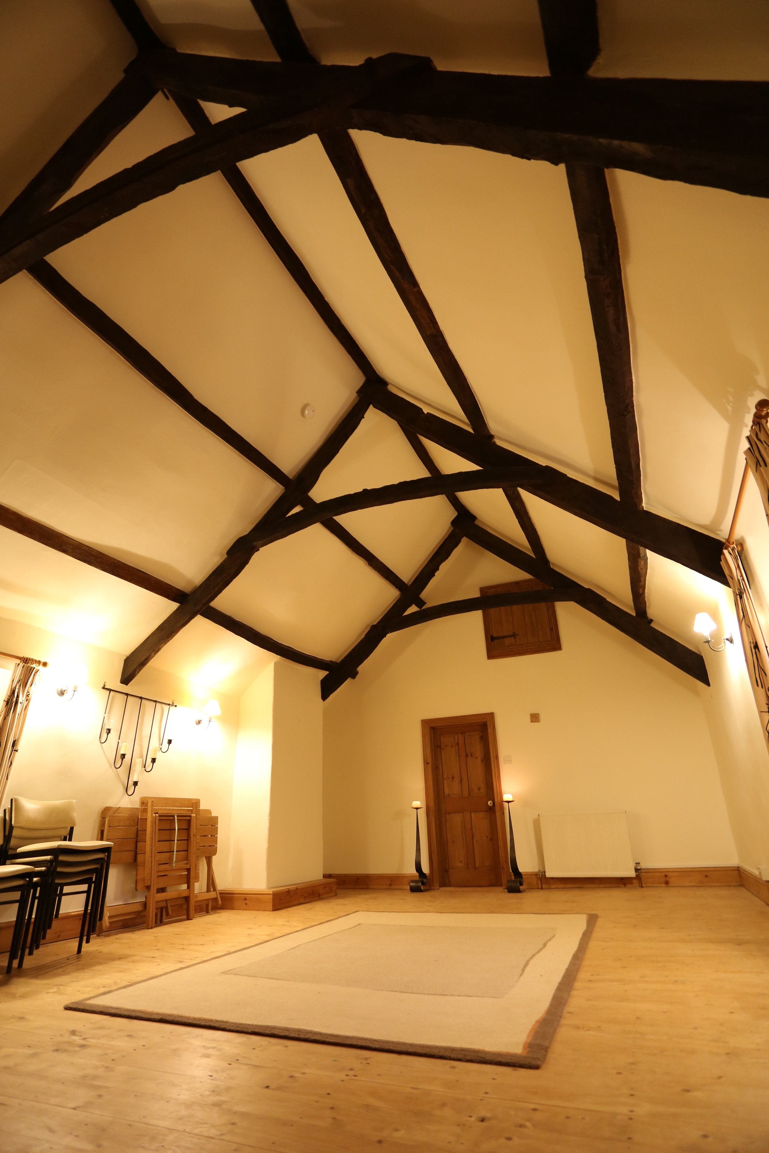 The Upper Room - a meeting place for groups of up to 25