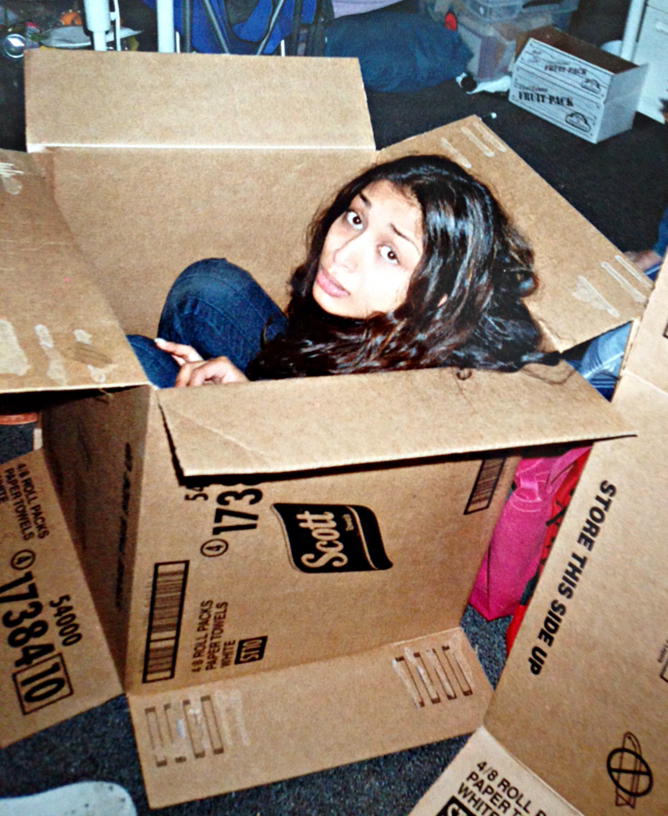 #TBT- How I handled moving when I was 18.