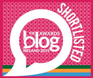 shortlisted for the blog awards