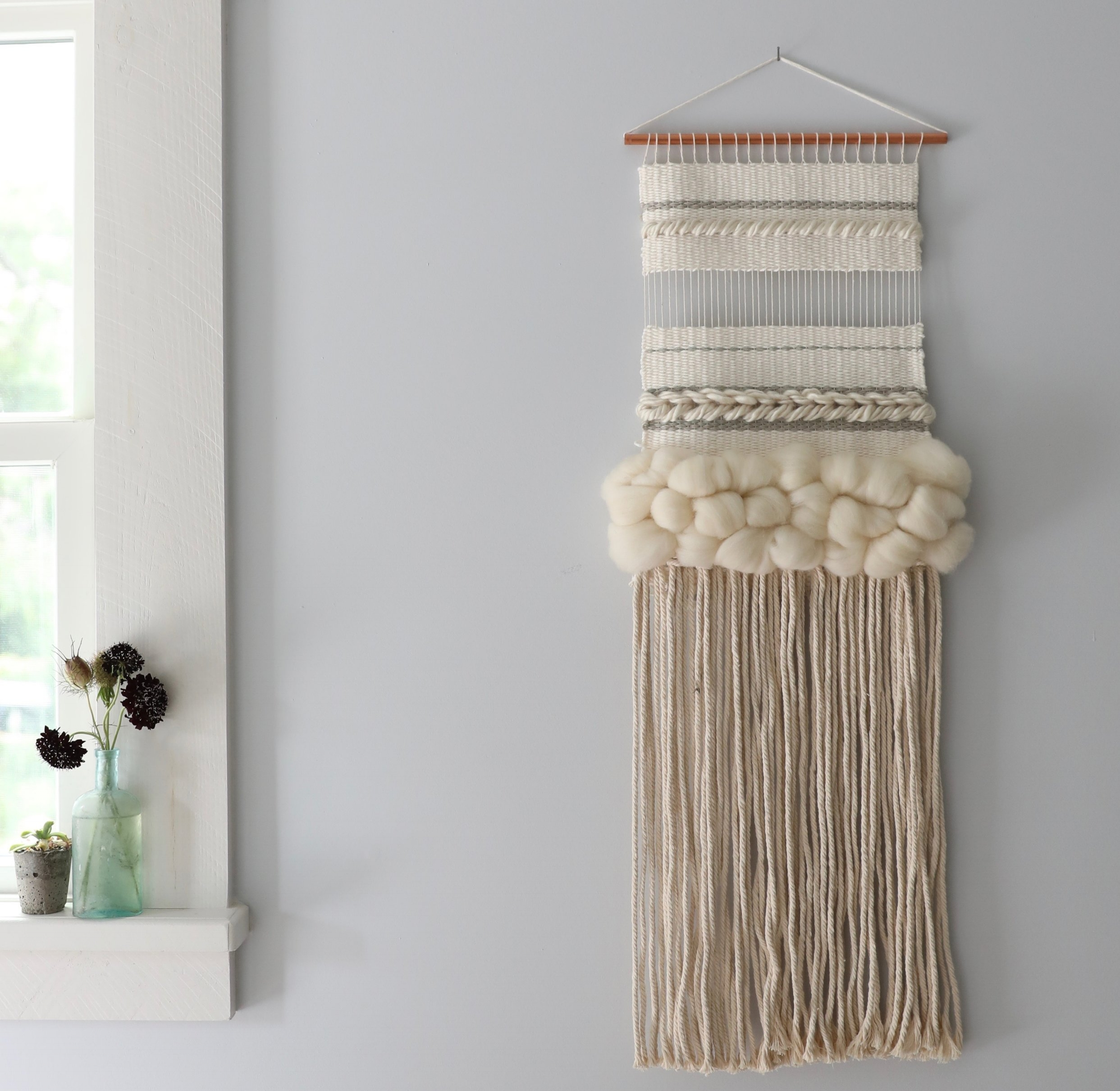FEED WEAVE - ORDER A CUSTOM WEAVING USING FOOD WASTE AS DYE BATHS10% off our sales from feed weave go to community kitchens & non-profits that promote sustainable farming