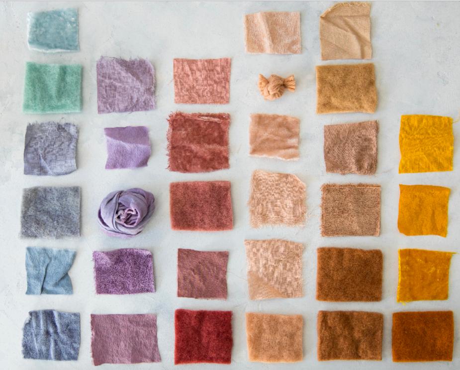 NADE Studio - Natural Dyeing E-Course