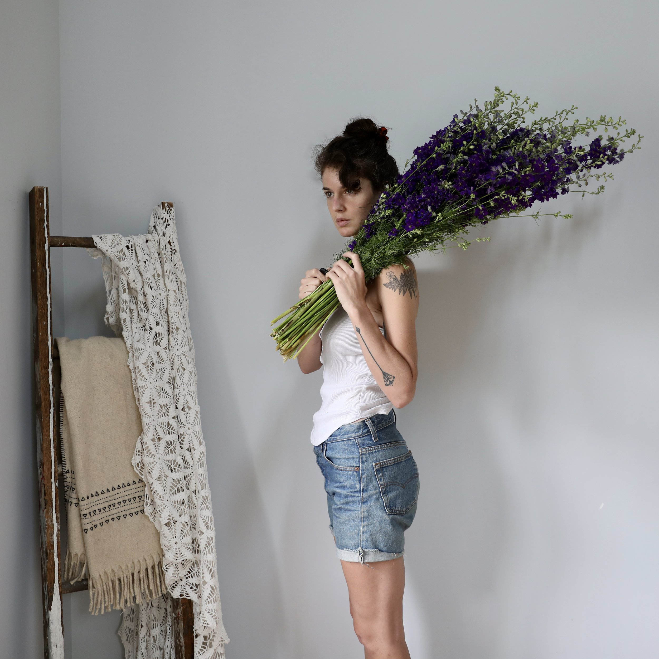 Insta-Answers - Dyeing with Flowers & How to test for color with Maggie Pate of NÅDE STUDIO